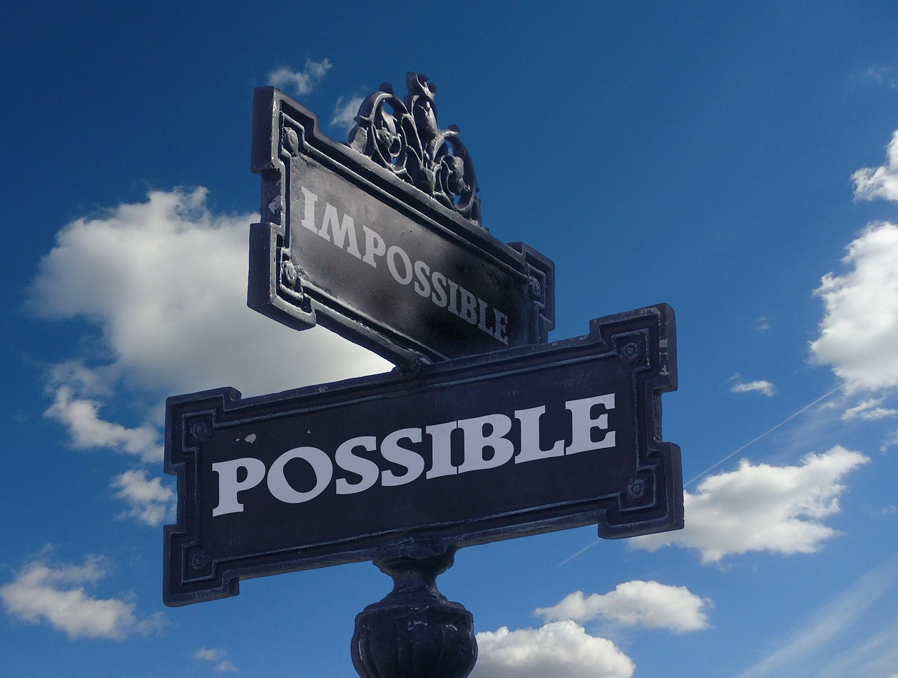 street-sign-possible-impossible-141396_1280